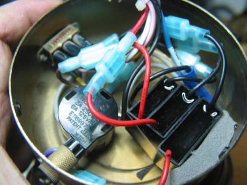 ceiling fan capacitor solutions conscious junkyard, wiring, 5 wire capacitor wiring diagram