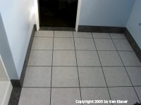 Floor Facing East