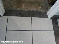Floor Facing West